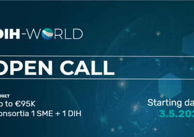 First Open Call to be launched