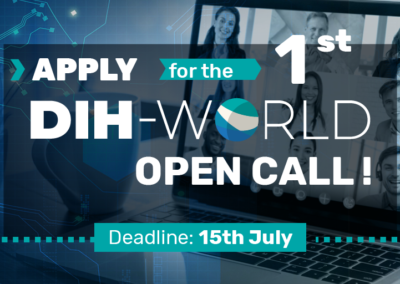 Apply for our Open Call!